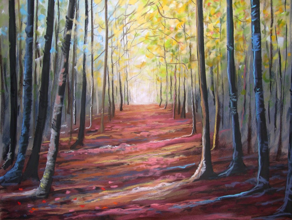 Chickadee Path - Renee Phillips